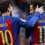 Messi'den Neymar itirafı! 'O gidince...'