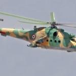 Muhalifler Esed'in helikopterini vurdu!