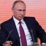 Putin: Bu skandal politik gayelerle ortaya çıktı!