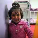 Suriyeli yetimlere yeniden yardım eli uzattılar