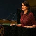 ABD Temsilcisi Nikki Haley BM'de meydan okudu
