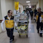 Kalp hastası bebek hava ambulansıyla İstanbul'a nakledildi