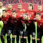 FIFA sıralamasında Türkiye'nin yeri değişti!