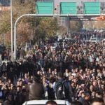 IKBY'de 'yolsuzluk' protestosu