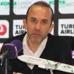Mehmet Özdilek: Gol haricinde her şeyi yaptık
