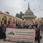 """Şanlıurfalı kadınlardan """"Kudüs"""" tepkisi"""