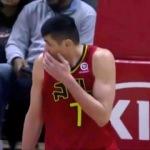 Ersan İlyasova kendi potasına basket attı