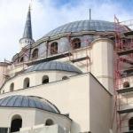 Namazgah Camisi Balkanların en büyük camisi olacak