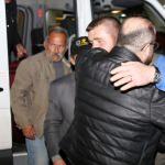 Irak'ta mahsur kalan Türk işçiler evlerine döndü