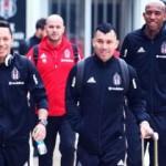 Beşiktaş'ın kamp kadrosunda iki isim yok!