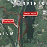 Belçika ve Hollanda toprak takası yaptı