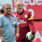 Galatasaray'ın efsane ismi resmen döndü!