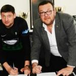 Süper Lig'de bir transfer daha!