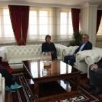BM Türkiye Mukim Koordinatörü Sollorano, Vali Deniz'i ziyaret etti