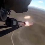 Cobra helikopteri hedefi 12'den vurdu!