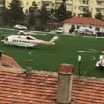 Erdoğan'ın helikopteri Yozgat'a inemedi...