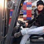 Forklift operatörü evinde ölü bulundu