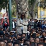 İsrail'de Afrikalı mülteci krizi