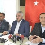 Elazığ'dan Zeytin Dalı Harekatı'na destek
