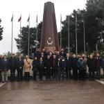 GTSO üyeleri Azerbaycan'da temaslarda bulundu