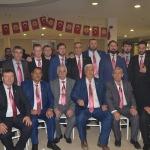 Keşan Lokantacı Kahveci ve Otelciler Odası Başkanlığa yeniden Çakmak seçildi