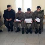 Öğrencilerden Mehmetçiğe moral mektubu