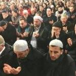 """90 bin camide Mehmetçik'e """"zafer duası"""""""
