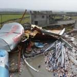 Şanlıurfa'da fırtına etkili oldu