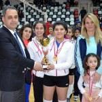 Malatya'da voleybol il şampiyonası sona erdi