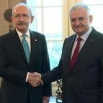 Başbakan Yıldırım Kılıçdaroğlu'na bilgi verdi