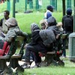 Belçika polisinden sığınmacılar için yeni taktik