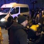 Bursa'da korkunç kaza! 12 kişi yaralandı