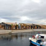 """""""Balık Adası Sosyal Tesisleri"""" Projesi"""