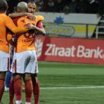 Galatasaray farka koşuyor / CANLI