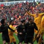 İstanbulspor, Eskişehir'i ateşe attı!