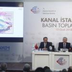 Kanal İstanbul Projesinin güzergahı açıklandı