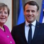 """Macron'dan Almanya'ya """"Avrupa tutkusu"""" çağrısı"""