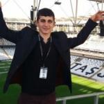 Adana'da darp edilen engelli genç Vodafone Park'ta