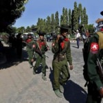 Arakan'da polis ateş açtı: 7 kişi yaşamını yitirdi