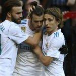 Real Madrid hıncını Deportivo'dan aldı