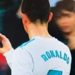 Ronaldo'dan ilginç hareket! Ön kameradan baktı