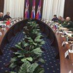 Kritik toplantı sonrası Türkiye açıklaması