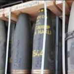 Afrin bu mermilerle vuruluyor! Ayrıntıya dikkat!