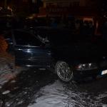 Ordu'da iki otomobil çarpıştı: 4 yaralı