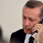 Erdoğan ve Macron'dan Afrin görüşmesi