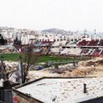 Türk futbolunun tarihi stadı bu halde!