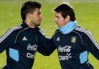 Agüero'dan Messi itirafı: Tanıyamadım...