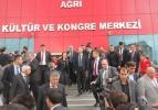 AK Parti'den Ağrı'ya 3 bakanlı çıkarma