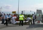 Aksaray'da iki otomobil çarpıştı: 2 ölü
