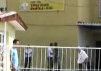 Anadolu lisesinde intihar şoku VİDEO